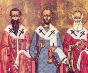 «Η Επικαιρότητα των Τριών Ιεραρχών»