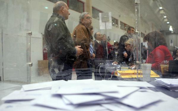 Τα αποτελέσματα στο Δήμο Αγρινίου