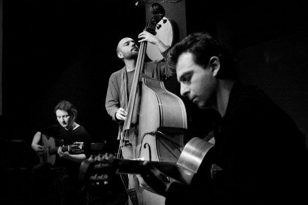 Σεμινάριο: Ήχος & τρόπος της gypsy jazz κιθάρας flyer