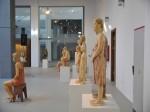 Εγκαινιάστηκε η Δημοτική Γλυπτοθήκη Αγρινίου
