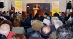 Ομιλία Κατσιφάρα στη Ναύπακτο