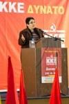Ομιλία Παπαρήγα στο Αγρίνιο (1)