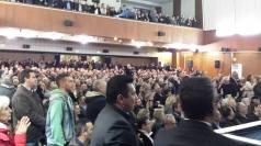 Προεκλογική ομιλία Σαλμά στο Αγρίνιο (1)