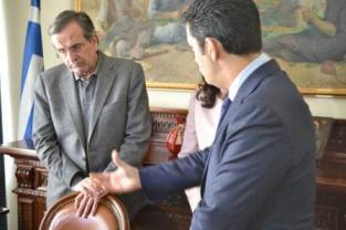 Στο Δημαρχείο Αγρινίου ο Πρωθυπουργός (3)