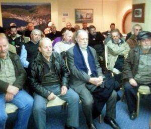 Συνάντηση μελών και φίλων του Κινήματος Δημοκρατών Σοσιαλιστών στην Αμφιλοχία