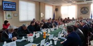 """Je Suis Charlie"" από το Περιφερειακό Συμβούλιο Δυτικής Ελλάδας"