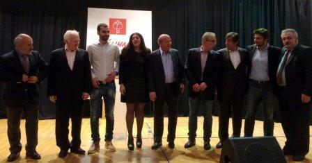 Προεκλογική εκδήλωση του Κινήματος Δημοκρατών Σοσιαλιστών στο Παπαστράτειο Μέγαρο της Γ.Ε.Α. στο Αγρίνιο (2)