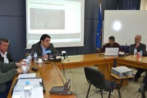 Συνέντευξη τύπου για τη διεξαγωγή του 8ου Ημιμαραθώνιου Δρόμου «Μιχάλης Κούσης»