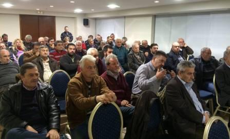 Συνεδρίαση Δημοτικής Ομάδας Πρωτοβουλίας Κινήματος Δημοκρατών Σοσιαλιστών Δήμου Αγρινίου (1)