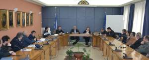 Σύσκεψη του Συντονιστικού Τοπικού Οργάνου του Δήμου Αγρινίου