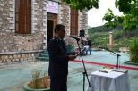 Εγκαινιάστηκαν οι εγκαταστάσεις των Εθελοντικών Πυροσβεστικών Σταθμών Β' τάξης (8)