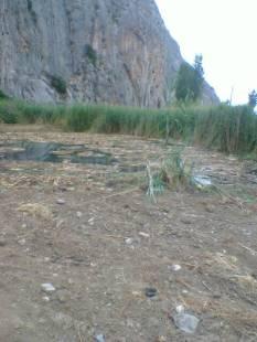 Μπάζωμα σε βάρος υγροτόπου στο Κρυονέρι (2)