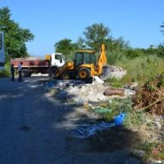 Συνεχίζεται ο καθαρισμός σε τμήματα των χειμάρρων (1)