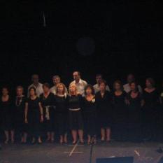 Mουσικοθεατρική παράσταση «Άνω Θρώσκω» (1)