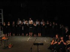 Mουσικοθεατρική παράσταση «Άνω Θρώσκω» (2)