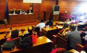 Σύσκεψη με πρωτοβουλία της Περιφέρειας Δημάρχων της Π.Ε. Αιτωλοακαρνανίας για τη διαχείριση των στερεών αποβλήτων