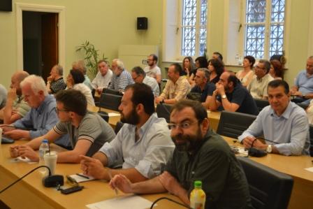 Σύσκεψη στα πανεπιστημιακά τμήματα στο Αγρίνιο (1)