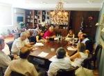 Συνάντηση Προέδρου ΕΛ.Γ.Α. με την Αντιπεριφερειάρχη Π.Ε. Αιτωλοακαρνανίας