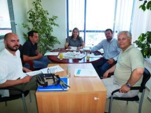 Συνάντηση για την τροποποίηση του κανονισμού λειτουργίας του Περιφερειακού Συμβουλίου Δυτικής Ελλάδας